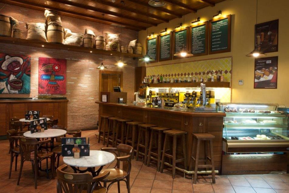 Reforma bar cafeteria